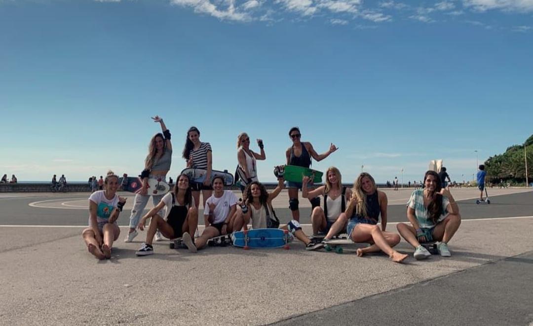 Mariolas comunidad de mujeres surfistas