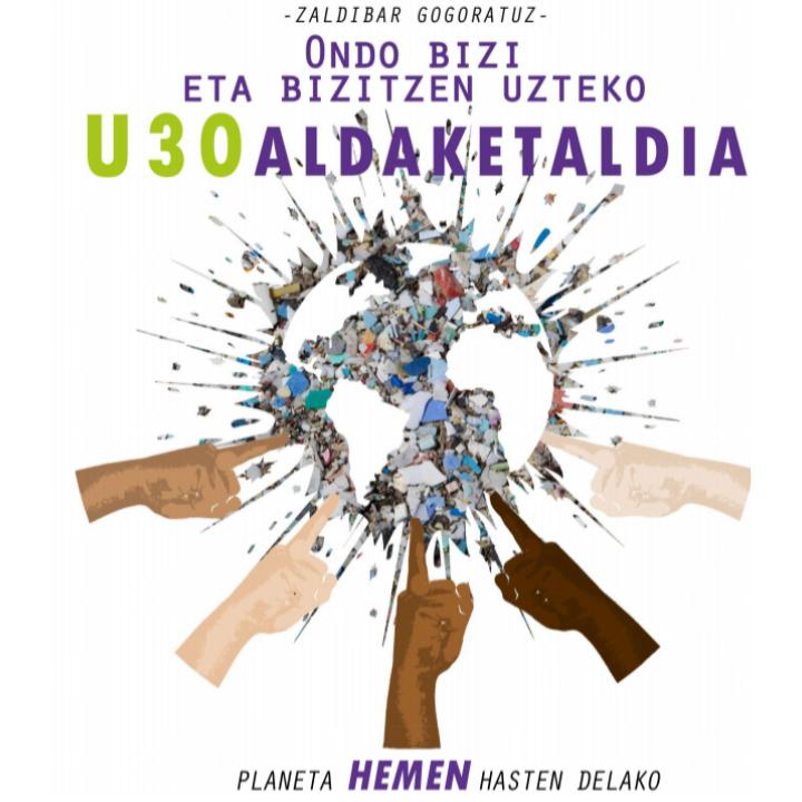 cartel de la acción 30U
