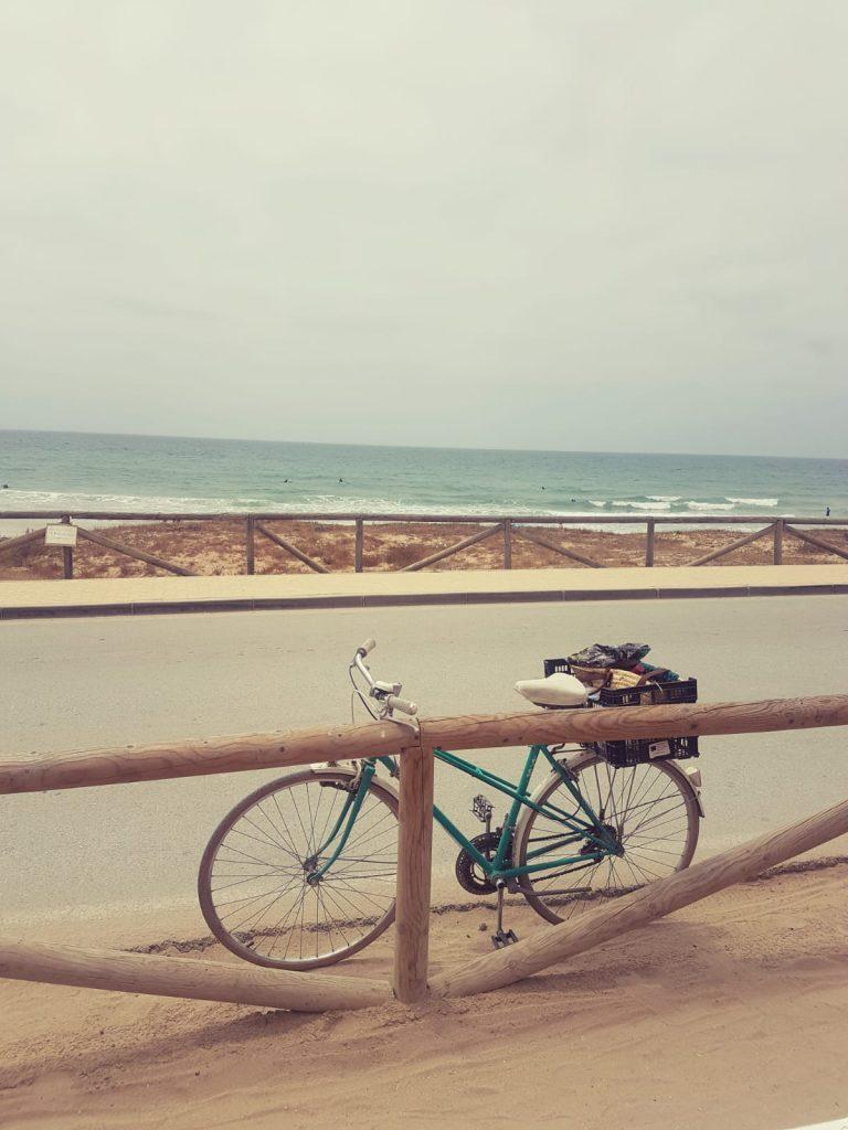 La bicicleta como medio de transporte sostenible.