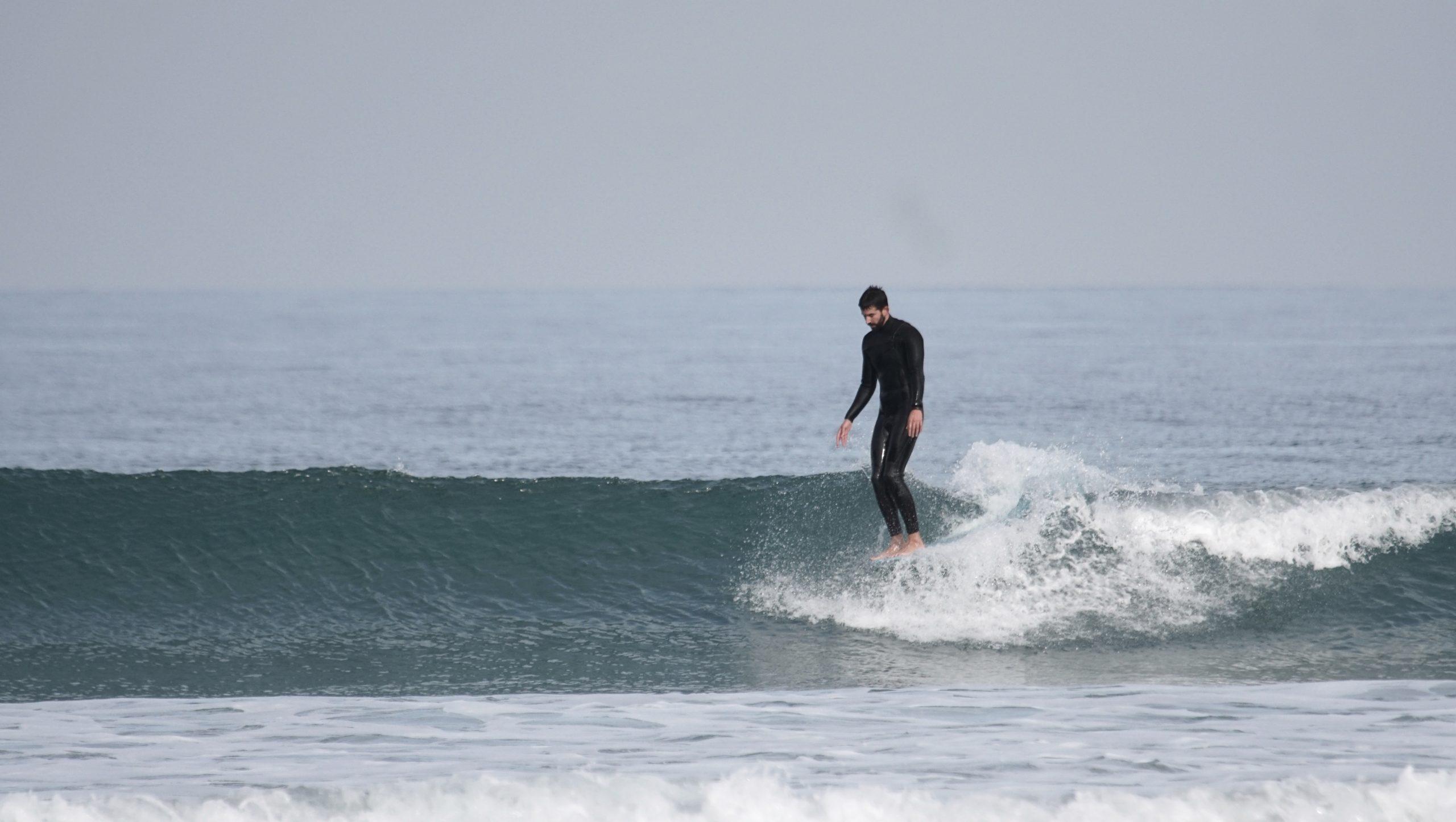 Alex Soliz nos habla de su pasión por el longboard