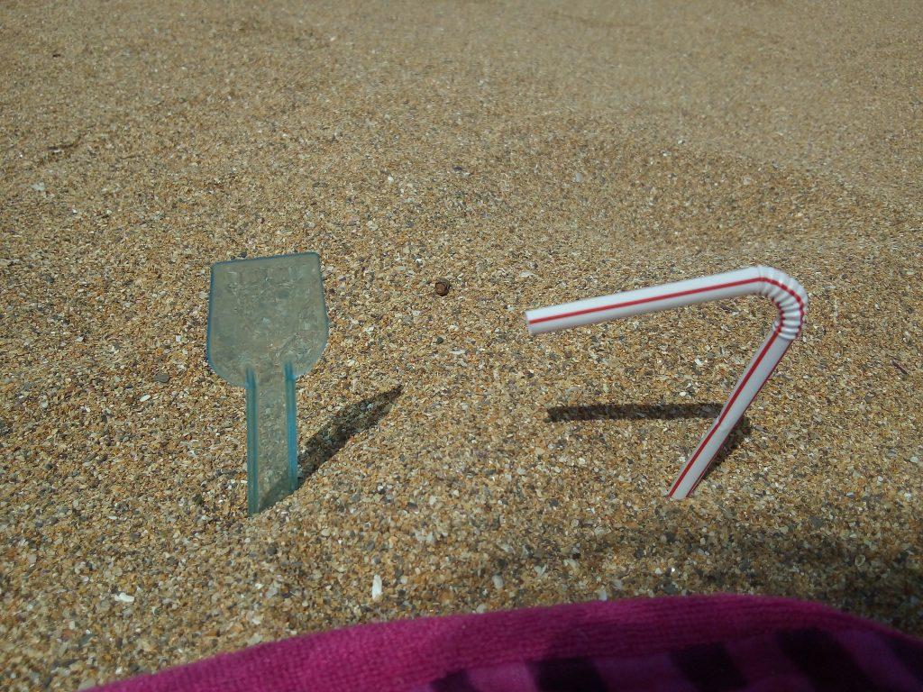 Di no a un verano con pajitas de plástico
